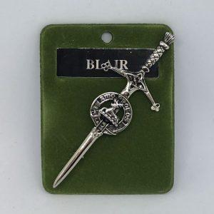 Blair Clan Crest Pin