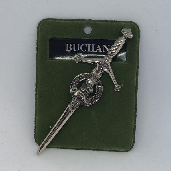 Buchan Clan Crest kilt Pin