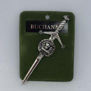 Buchanan Clan Crest Pin