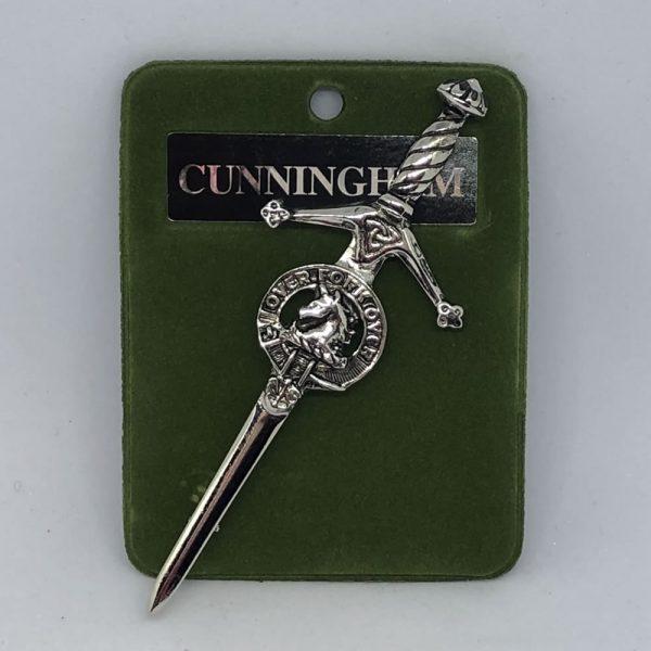 Cunningham Clan Crest Pin