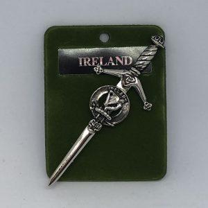 Ireland Miscellaneous kilt pin