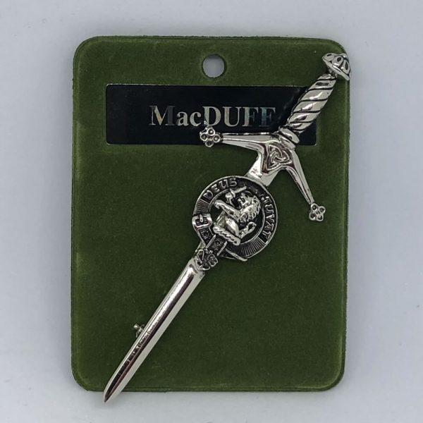 MacDuff Clan Crest Pin