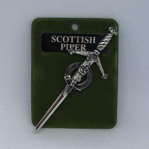 Scottish Piper Miscellaneous Kilt Pin