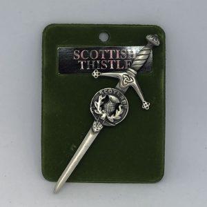 Scottish Thistle Miscellaneous Kilt Pin
