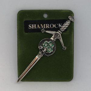 Shamrock Miscellaneous Pin
