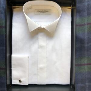 Boxed Dress Shirt