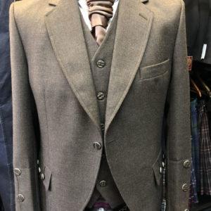 Peat Tweed Jacket